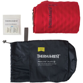 Therm-a-Rest ProLite Plus Mat Klein, cayenne